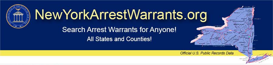 NewYork Arrest Warrants | NewYorkArrestWarrants org